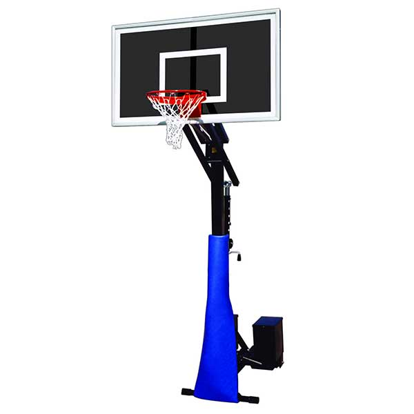 First Team RollaJam Eclipse Portable Basketball Hoop