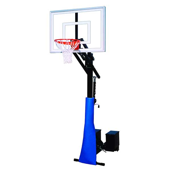 First Team RollaJam II Portable Basketball Hoop