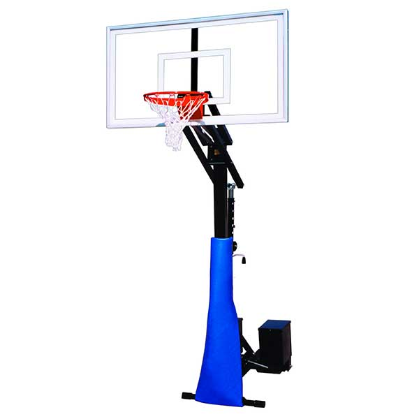 First Team RollaJam Nitro Portable Basketball Hoop