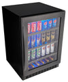 "Danby Silhouette Select Prague 24"" Single Zone Built-In Beverage Center - Swings and More"