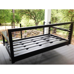 Custom Carolina Southern Carolina Modern Swing Bed - Swings and More