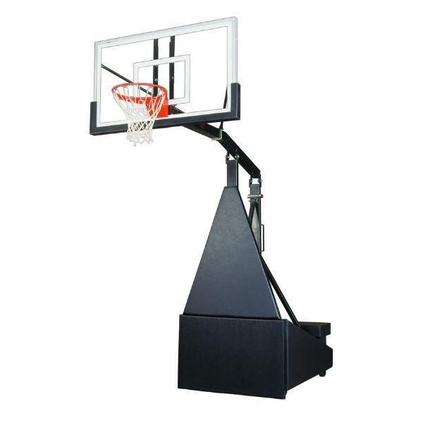First Team Storm Pro Portable Basketball Hoop