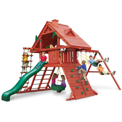 Gorilla Sun Palace I Playset - Swings and More