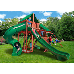 Sun Valley Deluxe Gorilla Swing Set
