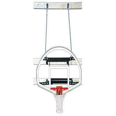First Team SuperMount46 Advantage Wall Mount Basketball Hoop