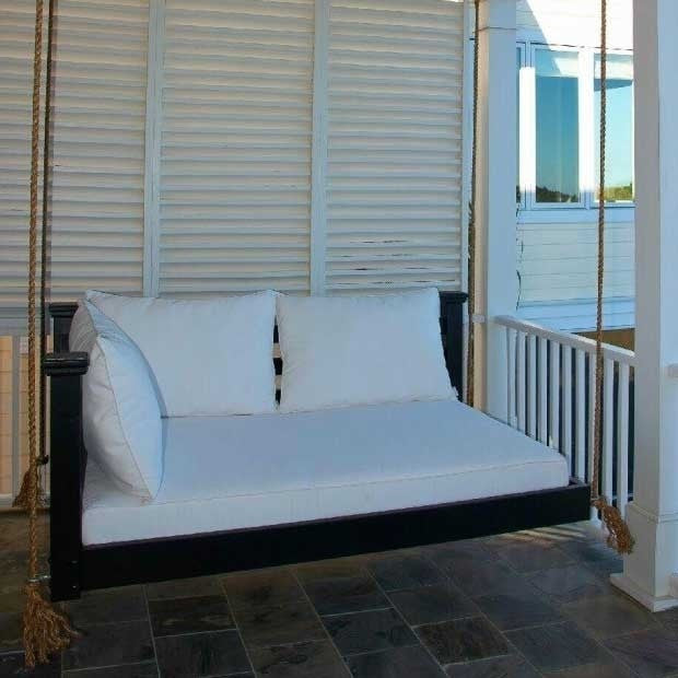 The Intercoastal Porch Swing Bed - Swings and More