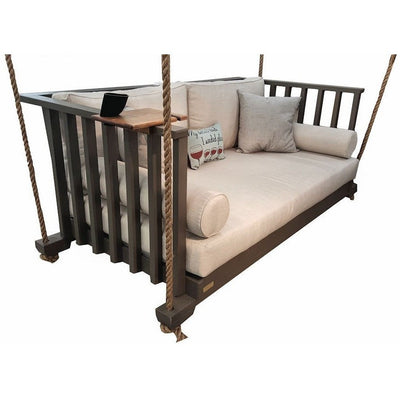 The Charleston Porch Swing Bed - Swings and More