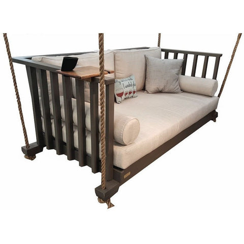 Four Oak Designs The Charleston Swing Bed - Swings and More