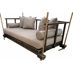 Four Oak Designs The Santa Fe Swing Bed