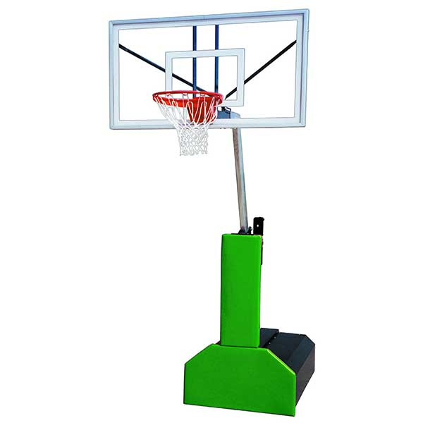 First Team Thunder Pro Portable Basketball Hoop