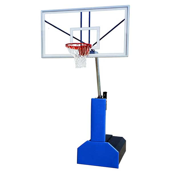 First Team Thunder Supreme Portable Basketball Hoop