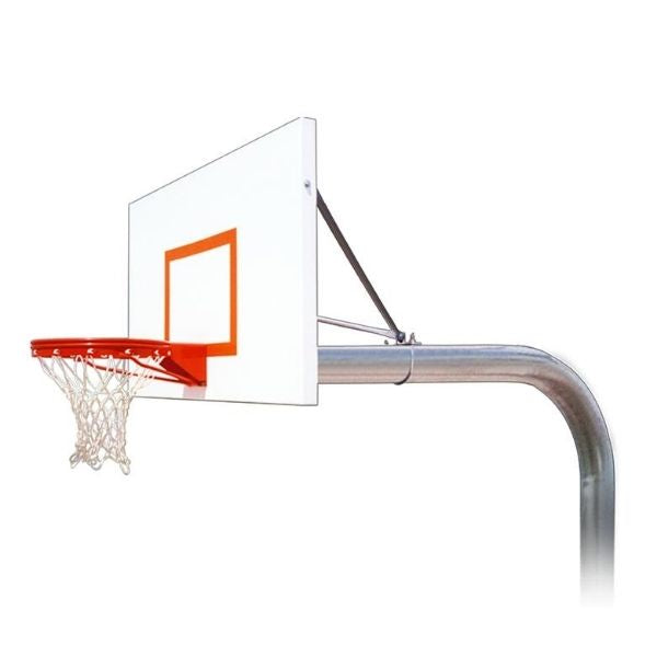 First Team Brute Endura Fixed Height Basketball Hoop