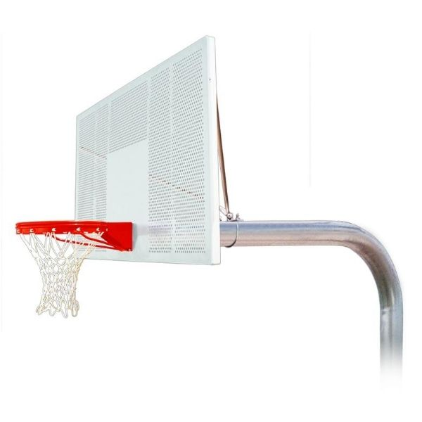 First Team Brute Intensity Fixed Height Basketball Hoop