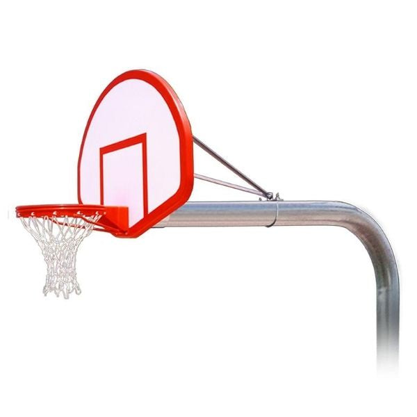 First Team  Brute Flight Fixed Height Basketball Hoop