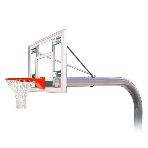 First Team Brute III Fixed Height Basketball Hoop