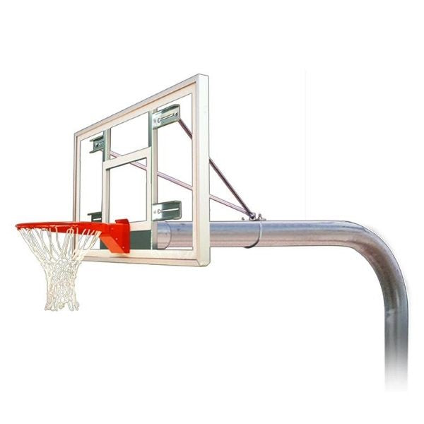 First Team Brute Select Fixed Height Basketball Hoop