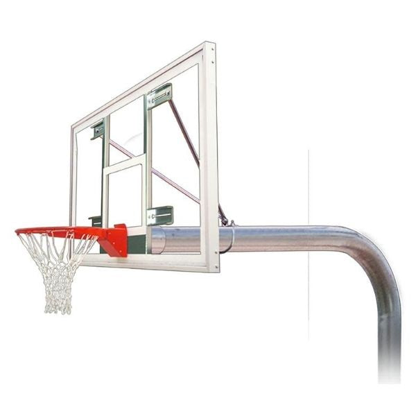 First Team Brute Supreme Fixed Height Basketball Hoop