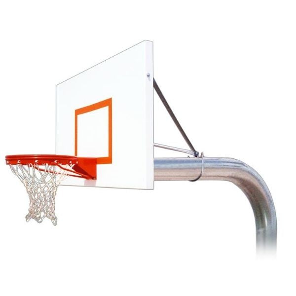 First Team Tyrant Extreme Fixed Height Basketball Hoop
