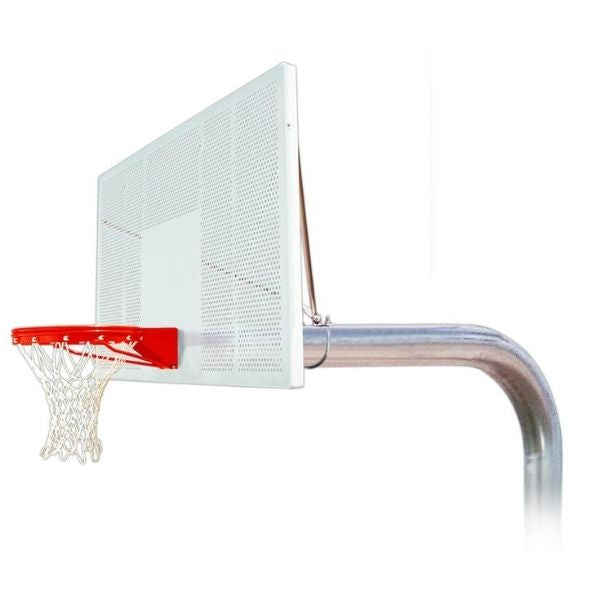 First Team Tyrant Intensity Fixed Height Basketball Hoop