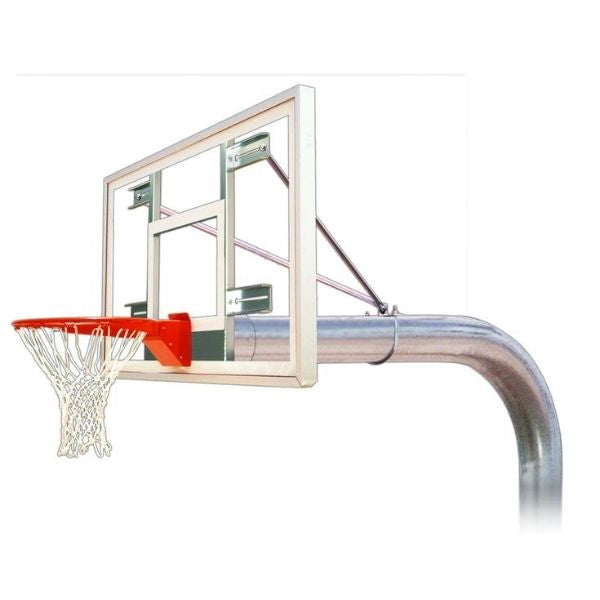 First Team Tyrant Select Fixed Height Basketball Hoop