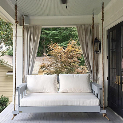 The All-American Porch Swing Bed