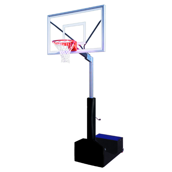 "First Team Rampage Select Portable Adjustable Basketball Hoop 36""x 60"""