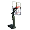 "First Team OmniSlam III Portable Adjustable Basketball Hoop 36""x54"""