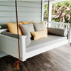 The Southern Savannah Porch Swing Bed