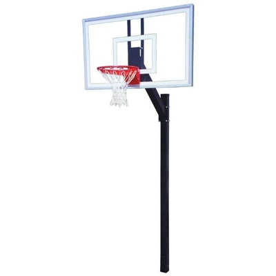 First Team Legacy Nitro Fixed Height Basketball Hoop