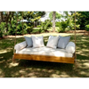 The Carolina Wonderful Wadmalaw Island Porch Swing Bed - Swings and More