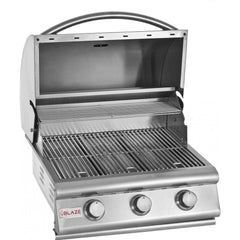 Blaze 25 Inch 3-Burner Built-In Propane Gas Grill
