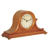 Hermle Scottsville Mantel Clock Light Oak