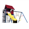 Image of Lifetime A-Frame Playset (Primary) - Swings and More