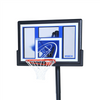 Image of Lifetime Adjustable In-Ground Basketball Hoop 48-Inch Polycarbonate - Swings and More