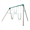 Image of Lifetime 10-Foot Swing Set - Swings and More