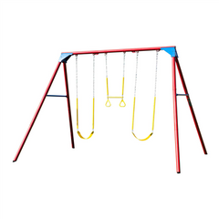 Lifetime 10-Foot Swing Set (Primary) - Swings and More