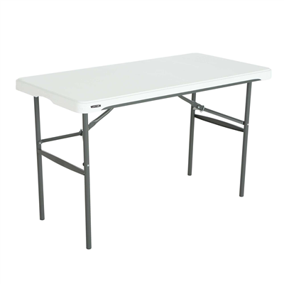 Lifetime 4-Foot Nesting Table (Commercial) - Swings and More