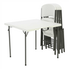 Image of Lifetime 34 -Inch Card table And 4 Chairs Combo - Swings and More