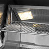 Image of Fire Magic Echelon E790s Portable Grill on Cart With Double Burner - Swings and More