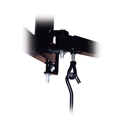 First Team FoldaMount 68 Aggressor Wall Mount Basketball Hoop