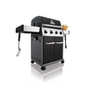 Image of Broil King Baron 420 BBQ Grill - Swings and More