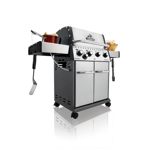 Broil King Baron S440 BBQ Grill - Swings and More