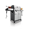 Image of Broil King Baron S440 BBQ Grill - Swings and More