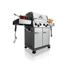 Image of Broil King Baron S490 BBQ Grill - Swings and More
