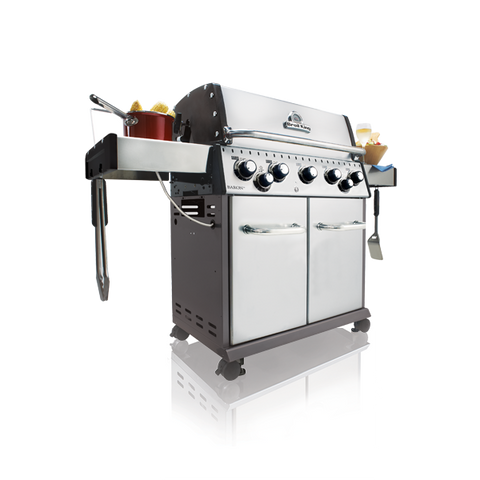 Broil King Baron S590 BBQ Grill - Swings and More