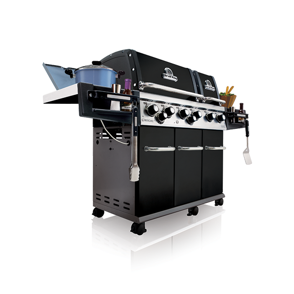 Broil King Regal XL Pro Grill Black - Swings and More