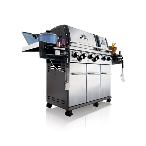 Broil King Regal XLS Pro Grill - Swings and More