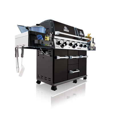 Broil King Imperial XL Grill (Black) - Swings and More