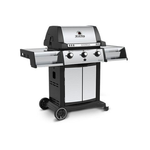 Broil King Sovereign 20 BBQ Grill - Swings and More