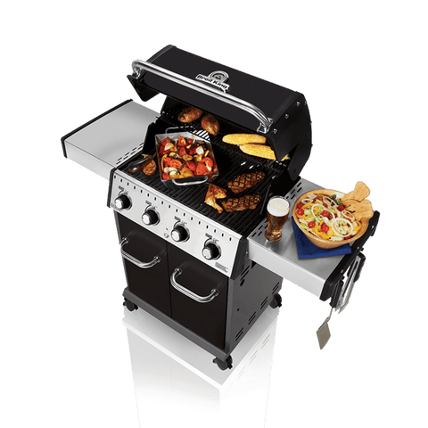 Broil King Baron 420 BBQ Grill - Swings and More